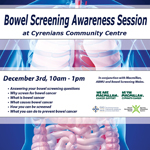 Bowel Screening Awareness Session December 2013