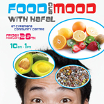 Food and Mood with Hafal February 2014
