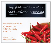 food safety and catering 2012