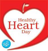 healthy heart day feb 2012