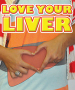 Love Your Liver Event July 2012