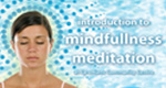 Mindfullness Meditation April 2013