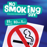 No Smoking Day March 2014
