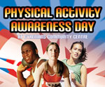 Physical Activity Awareness Day July 2012